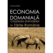 Economia domanială. Creşterea animalelor în Ţările Române. Secolele XIV-XVII.