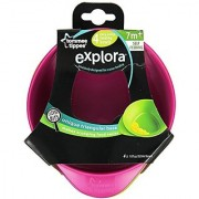 Tommee Tippee Easy Scoop Feeding Bowls 4-Count Colors May Vary