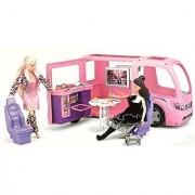 Kid Connection Doll R/V Camper Motor Home - Fits 12 Barbie Dolls