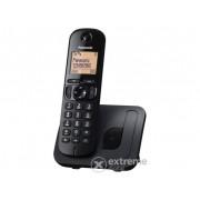 Telefon fără fir Panasonic KX-TGC210PDB DECT , negru
