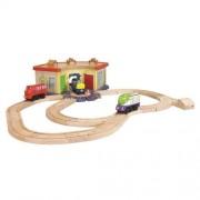 Chuggington Wooden Railway - Trainee Set