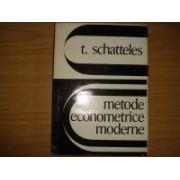 Metode econometrice moderne
