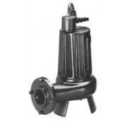 MINIVORT PP2-1.5M, PP2-1.5M AUT(z pływakiem) lub PP2-1.5T - pompy zatapialne do ścieków