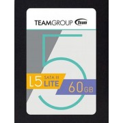 "SSD Team Group L5 LITE, 2.5"", 60GB, Sata III 600"