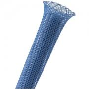 Sleeving Techflex Flexo PET Sleeve 9mm, blue, lungime 1m
