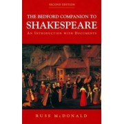 Bedford Companion to Shakespeare by University Russ McDonald