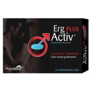 PhytoGold Erg Activ Plus Comprimido Azul 30 comprimidos