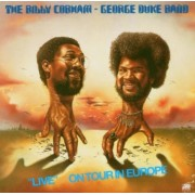 "The Billy Cohham-George Duke Band - ""Live"" on tour Europe (CD)"