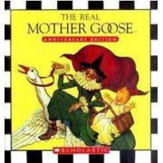 The Real Mother Goose Treasury by Blanche Fisher Wright