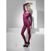 Ghepard Bodysuit roz neon
