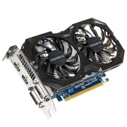 Placa Video GIGABYTE GeForce GTX 750 Ti OC WINDFORCE 2X, 2GB, GDDR5, 128 bit