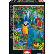 Puzzle Passion Educa Bird Tropical Land Puzzle (500 Piece)