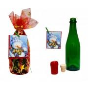 Sticla Pentru Tuica Decoratiune Craciun