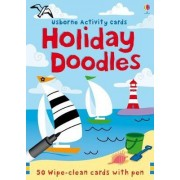 Holiday Doodles by Fiona Watt