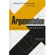 Argumentation by George W. Ziegelmueller
