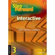 Step Forward 3: Step Forward Interactive CD-ROM by Jayme Adelson-Goldstein