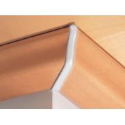 PARADOR Außenecken weiß für Deckenabschlussleisten DAL1