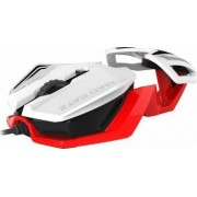 Mouse Gaming MadCatz R.A.T. 1 alb rosu
