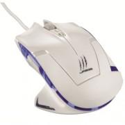 Gejmerski miš uRage Ice Dragon beli Hama