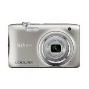 Nikon Coolpix A100 (srebrny) - szybka wysyłka! - Raty 20 x 22,95 zł