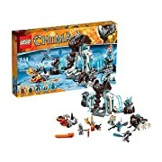 LEGO Chima Mammoth's Frozen Stronghold Building Set 70226