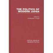 Politics of Modern Japan by Christopher Hood