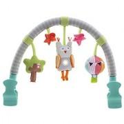 Taf Toys Musical Arch - Owl. Stroller Pram and Car Seat Activity Bar