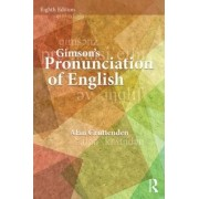 Gimson's Pronunciation of English by Alan Cruttenden