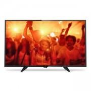 Телевизор Philips 40 инча, 4000 series Full HD Ултратънък LED TV 40PFT4101/12