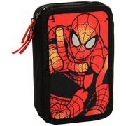 Marvel Spiderman trousse à crayons 43 pièces