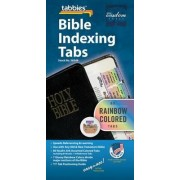 Noah's Ark Animal 80 Rainbow Bible Tabs by Tabbies