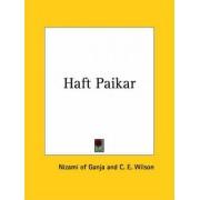 Haft Paikar Vol. I and II (1924) by Of Ganja Nizami of Ganja