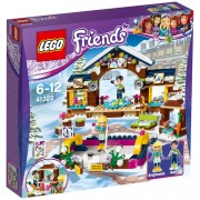 LEGO Friends: Winter Holiday Snow Resort Ice Rink (41322)
