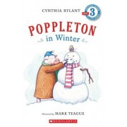 Poppleton in Winter by Cynthia Rylant