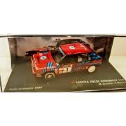 Macheta Lancia Delta Integrale 16V #1 Raliul Sanremo 1989