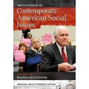 Encyclopedia of Contemporary American Social Issues by Michael Shally-Jensen