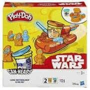Jucarie Play-Doh Star Wars Can-Heads Luke Skywalker And R2-D2 Play Set
