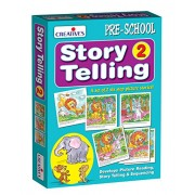 Creative Educational Aids 0613 Story Telling Step-by-Step - 2 (6 Steps)