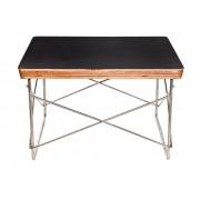 Replica Eames Wire Table-black top