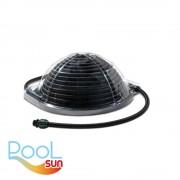 PoolStar Réchauffeur Solaire Aquadome ZIP Destockage