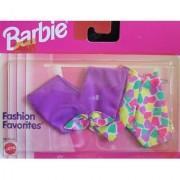 Barbie Fashion Favorites Fashions - Top & Shorts Set (1996 Arcotoys Mattel)