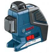 Nivela cu 3 plane laser GLL 3-80 P Professional