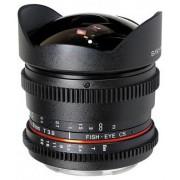 Samyang 8mm T3.8 Asph IF MC Fisheye CSII DH VDSLR (Sony A)