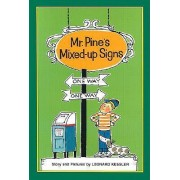 Mr. Pine's Mixed-Up Signs by Leonard P Kessler