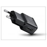Samsung gyári USB hálózati töltõ adapter - 5V/2A - ETA-U90EBEG black (csomagolás nélküli/enyhén karcos)
