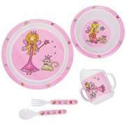 Bieco 04-000 Service de table 5 pièces pour enfant