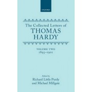 The Collected Letters of Thomas Hardy: 1893-1901 Volume 2 by Thomas Defendant Hardy