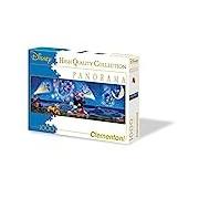 Clementoni - Jigsaw Puzzle - 39287.2 Disney Mickey and Minnie - Panorama - 1000 Pieces