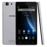 DOOGEE X5 1GB+8GB 5.0 inch Android 5.1 MT6580 Quad Core 1.3GHz Network: 3G(White)