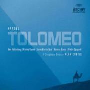 G.F. Handel - Tolomeo (0028947771067) (3 CD)